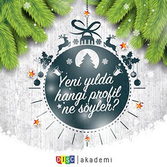 Disc Akademi Yeniyıl Sosyal Medya Postu
