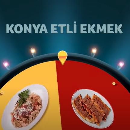 Bağdat Baharat - Yemek Çarkı Videosu