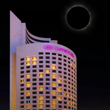 Crowne Plaza Oryapark - Güneş Tutulması Animasyon
