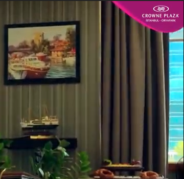 Crowne Plaza İstanbul Oryapark - Tanıtım Filmi