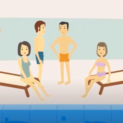 Eston Şehir Mahallem - Sosyal Alanlar 2D Animasyon Videosu