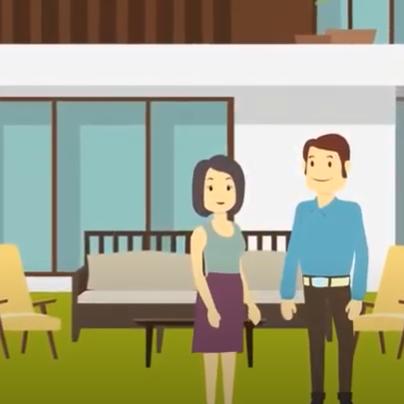 Eston Şehir Mahallem - Proje Konsepti 2D Animasyon Videosu