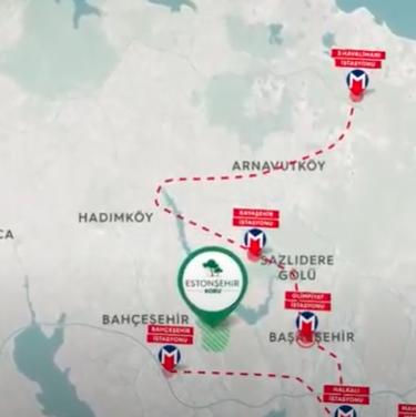 Eston Şehir Koru - Tanıtım Filmi