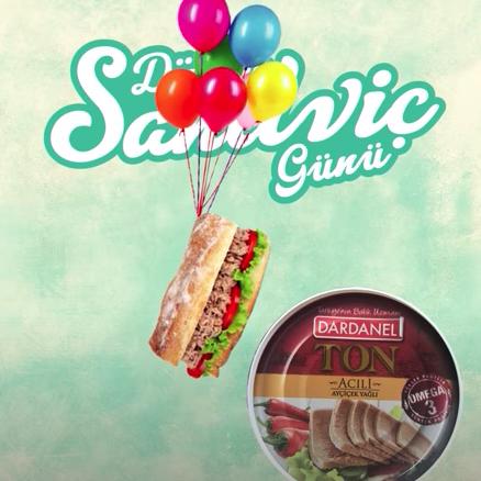 Dardanel - Sandviç Günü Videosu